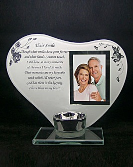 Their Smiles Tealight Holder
