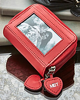 Personalised Concertina Purse