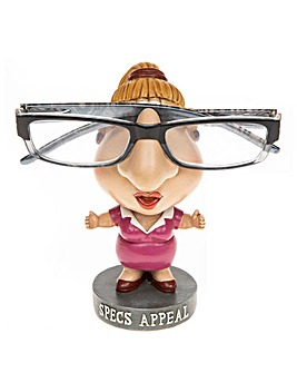 Her Wobble Head Specs Holder