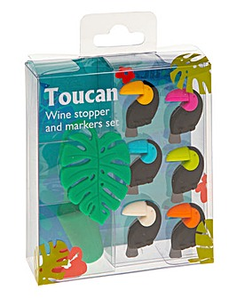 Toucan Wine Drinker