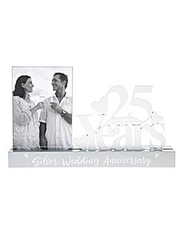 Wedding Anniversary Loving Words Frame