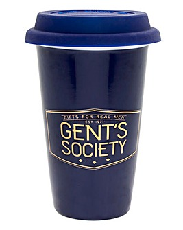 Gents Society Travel Mug