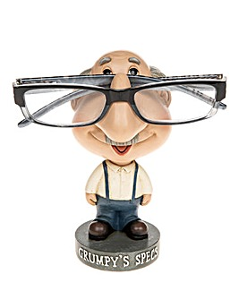 His Wobble Head Specs Holder