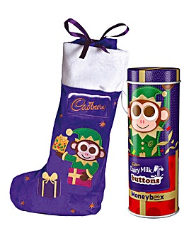 Cadbury Buttons Gift Set