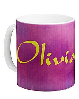 Personalised Character Mug