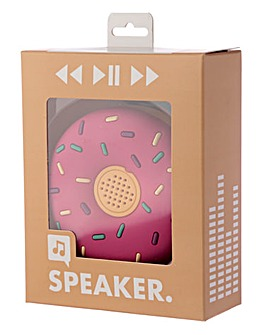 Donut Portable Bluetooth Speaker