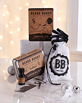 Beard Buddy Gift Tin