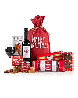 Love From Santa Hamper