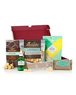 Gin Treats Letterbox Gift