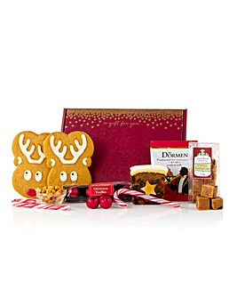 Christmas Letterbox Postal Gift