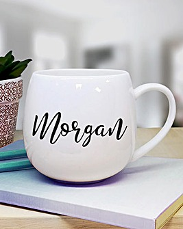Personalised Hug Mug