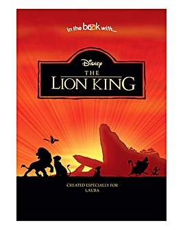 Disney The Lion King Premium Book