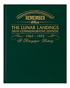 Lunar Landings 50th Edition
