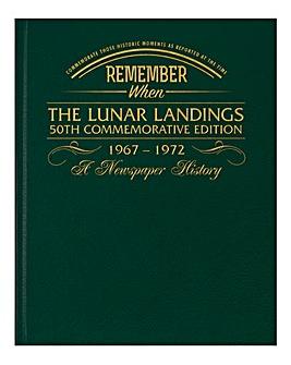 Lunar Landings 50th Edition