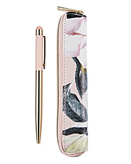 Ted Baker Touch Screen Pen & Pouch