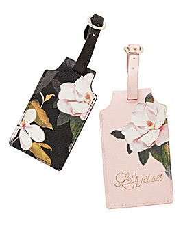 Ted Baker Set of Two Luggage Tags