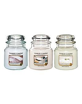 Yankee Candle Trio