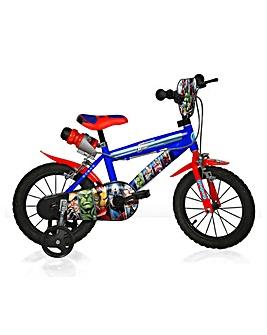 Marvel Avengers 16inch Bike