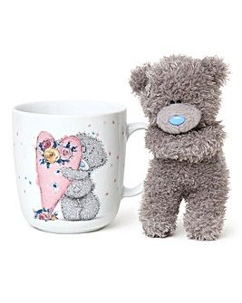Me To You Mug and Plush Set