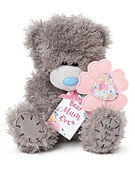 Me To You Best Mum Ever Flower Plush