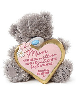 Me To You One In A Million Heart Plush