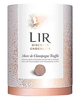 Lir Marc Strawberry Truffles