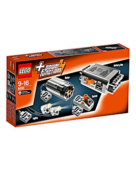 LEGO Technic Power Functions Motor Set - 8293