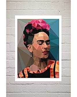 East End Prints Frida 2 by Studio Cockatoo Art Print