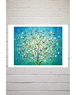 East End Prints The Singing Tree by Fiona Watson Art Print