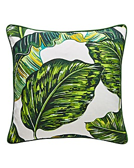 Bermuda Leaf Cushion