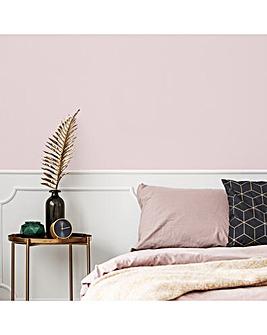 Disco Glitter Pink Plain W/Paper