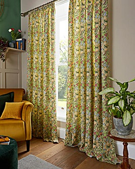 William Morris Golden Lily Curtains