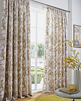 Anita Lined Regular Length Curtains