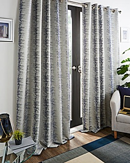 Sienna Eyelet Regular Curtains