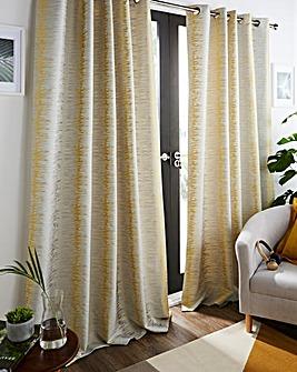 Sienna Eyelet Regular Curtains