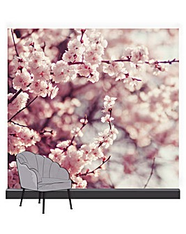 Romantic Blossom Wall Mural