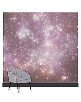 Art for the Home Constellation Dream Lilac Mural