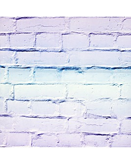 Arthouse Ombre Brick Wallpaper