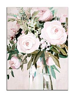 Arthouse Floral Bouquet Canvas