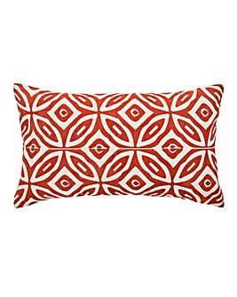Mediterranean Tiles Cushion