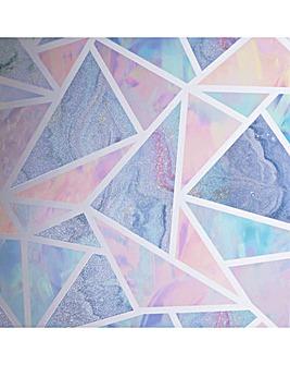 Arthouse Pastel Geo Multi Wallpaper