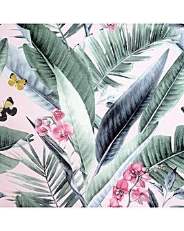 Arthouse Lush Tropical Blush Wallpaper