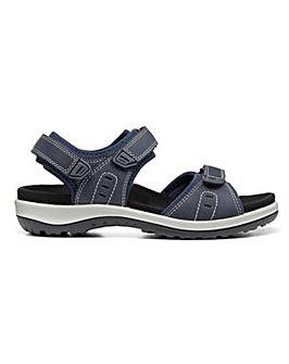 Hotter Walk II Wide Fit Sandal