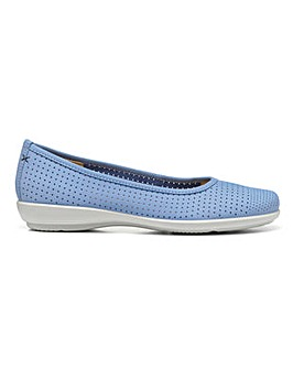 Hotter Livvy II Wide Fit Casual Shoes