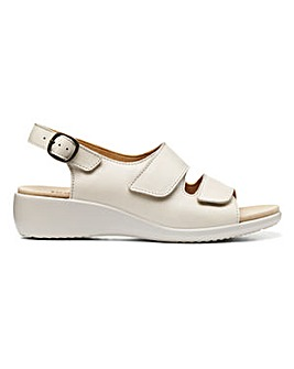 Hotter Easy II Wide Fit Casual Sandal