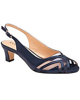 Lotus Priscilla Shoes Standard D Fit