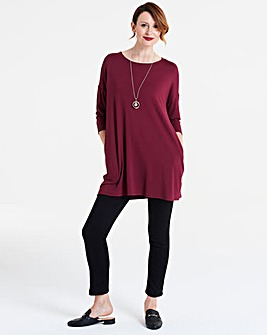 Side Pocket Tunic