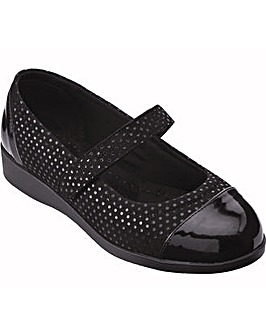 Cosyfeet Daisy-Mae Extra Roomy (6E Width) Women's Shoes