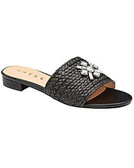 Ravel Esme Mule Sandals Standard D Fit