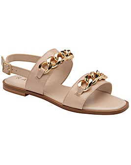 Ravel Hattie Flat Sandals Standard D Fit